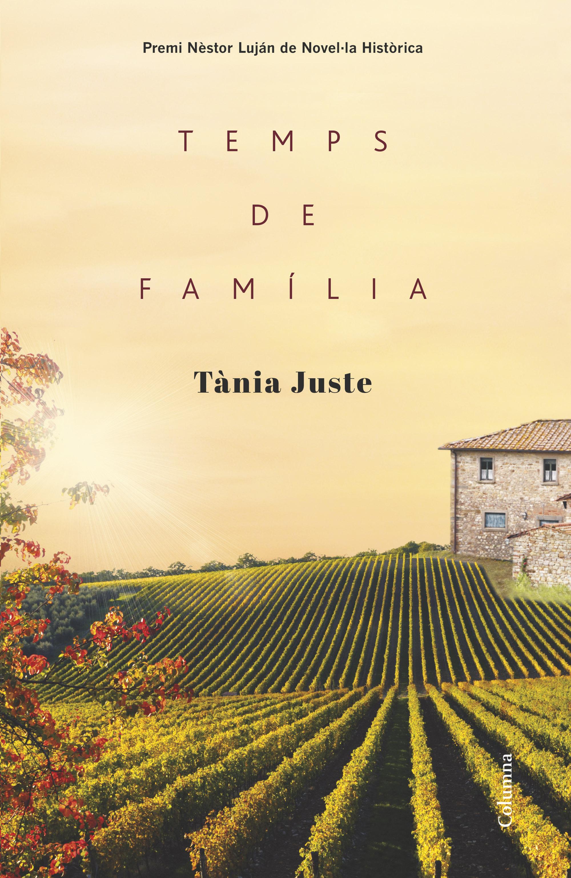 Temps de Família- Tània Juste